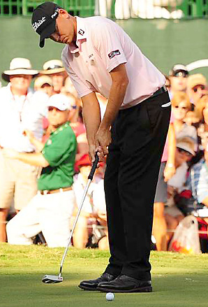 Bill Haas, 2011 Tour Championship winner