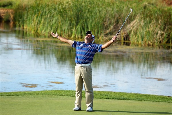 Hennie Otto wins South African Open