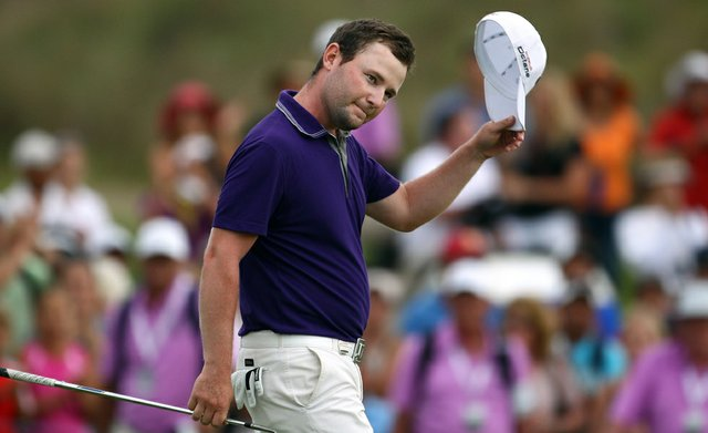 Branden Grace wins Volvo Golf Champions
