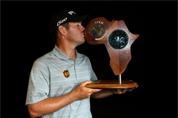 Luis Oosthuizen wins Africa Open