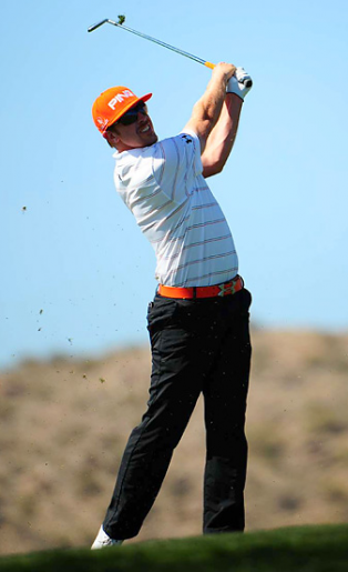 WGC Accenture Match Play winner Hunter Mahan