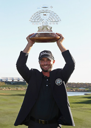 Kyle Stanley wins Waste Management Phoenix Open
