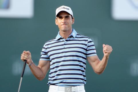 Dubai Desert Classic winner Rafael Cabrera-Bello
