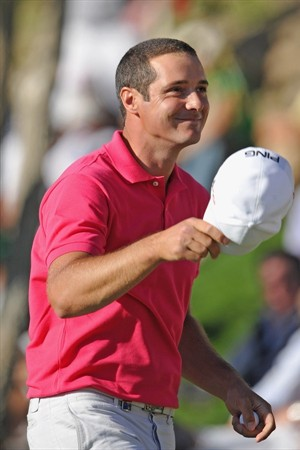 Open de Andalucia winner Julien Quesne